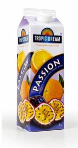 passion heba tropic dream slush mix till drinkar